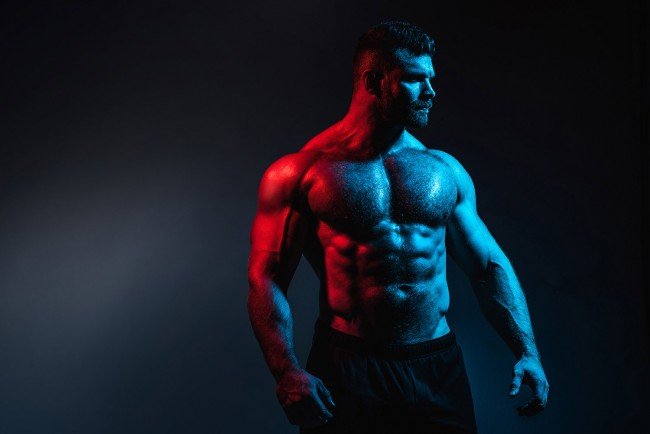 Kitchener Personal Trainer Physique Photoshoot